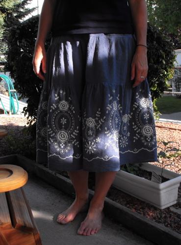 3 Tiered Skirt