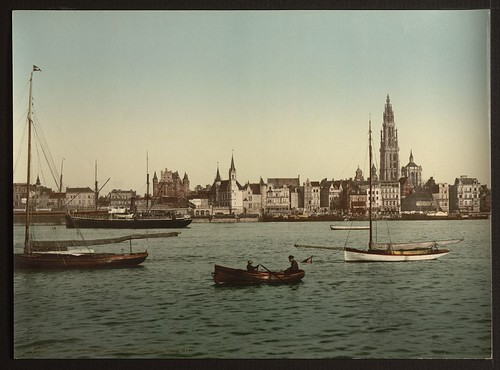 [General view, II, Antwerp, Belgium] (LOC)