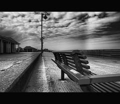 The Promenade (Steel Steve) Tags: seaside bravo cloudy lincolnshire promenade bleak eastcoast platinumheartaward oracosm