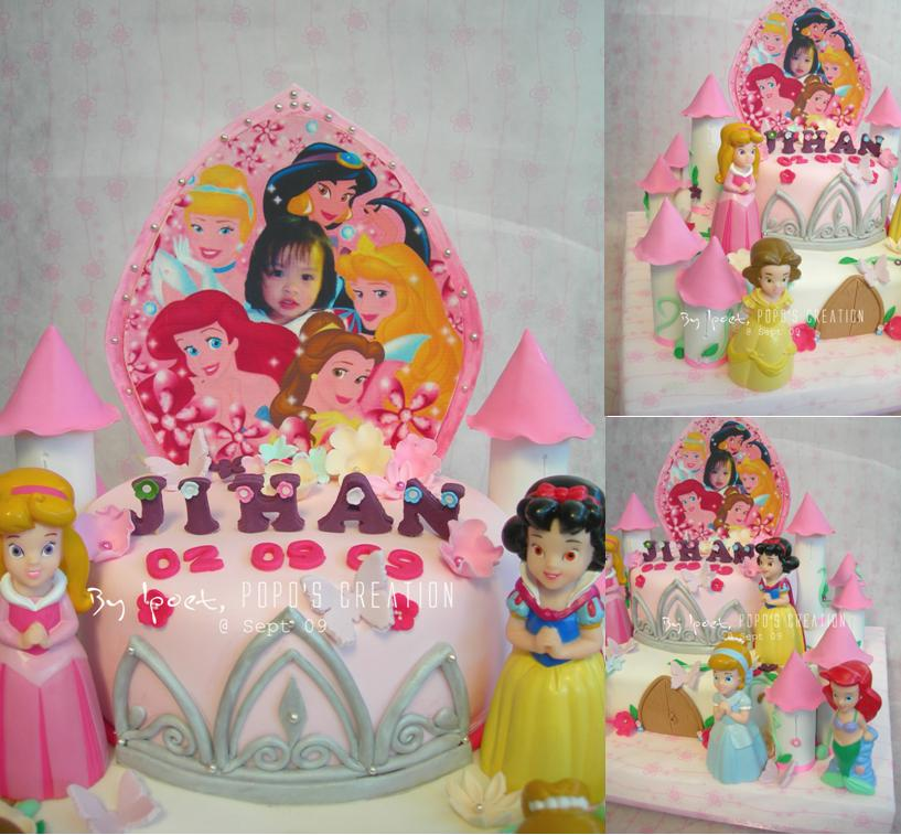 Castle Princess For Jihan