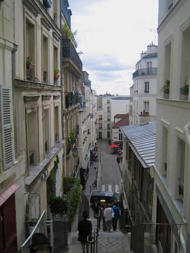 Paris 18- Montmartre