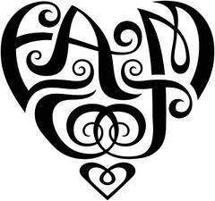 """""""EAMCJ"""" Heart Design"""