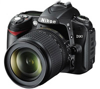 My newest toy: Nikon D90