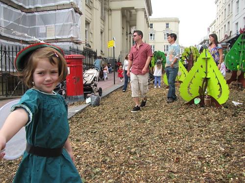 Brighton Car-free day 2009