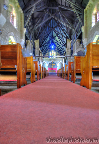St. Michael's and All Angels Church - Interior