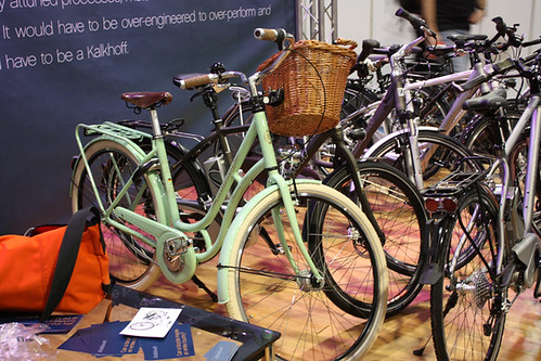 Inter bike Kalkhoff