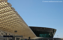 Nice Airport (waltzaround) Tags: architecture southoffrance frenchriviera niceairport
