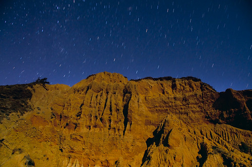 Night Cliff
