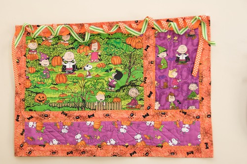 Mom's Halloween Wall Hanging