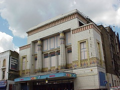 former Carlton Cinema, Islington