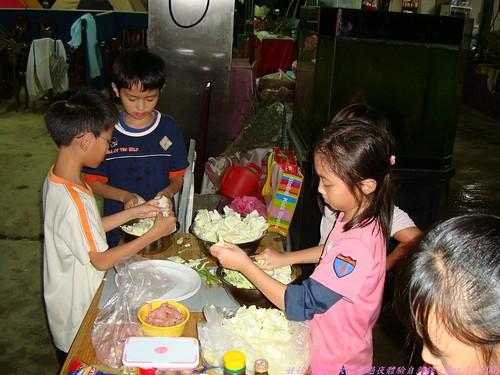 katharine娃娃 拍攝的 25剝菜葉。
