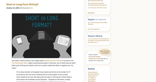 Best Writing Formats for Web Content Strategy_1256484065140
