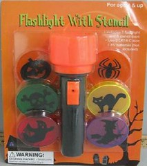 Recalled Halloween Flashlight