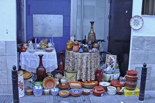 074 SNIEVES Puesto cerámica