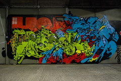 horf (lepublicnme) Tags: november streetart paris france graffiti explore pal 2009 horf horfe horph palcrew