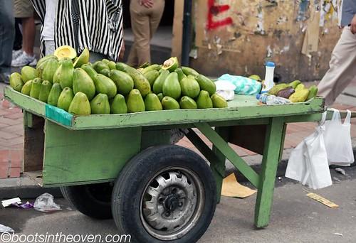 Sellin' Avocados