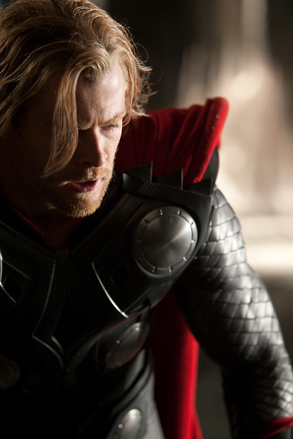 Chris Hemsworth Thor movie image Marvel