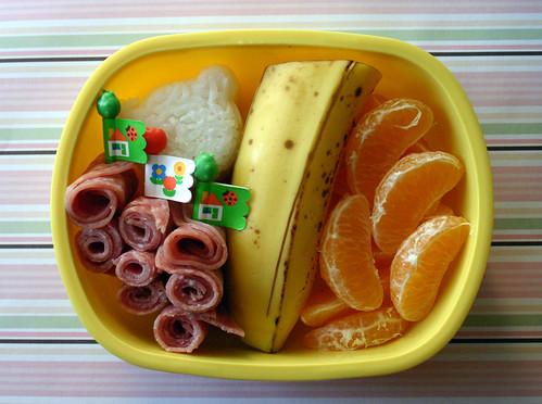 Preschool Bento #120: January 7, 2008