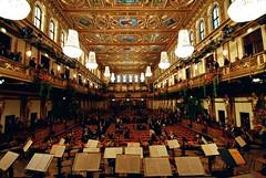 Golden Hall (kubse) Tags: vienna music waltz straus barenboim musikverein walzer newyearsconcert goldenersaal viennaphilharmonic neujahrskonzert