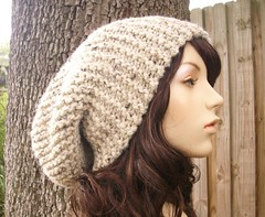 The Slouch Hat in Oatmeal