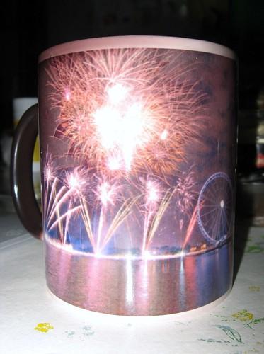 Heartbeat.com.my Magic Mug