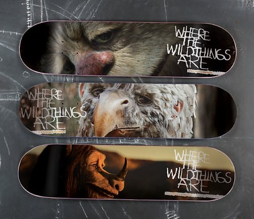 Where The Wild Things Are tablas
