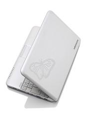 MEDION AKOYA Mini S1210 Design Netbook_white_oben