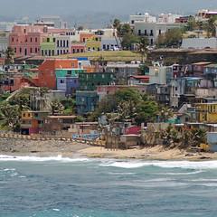 The color of poverty: La Pe