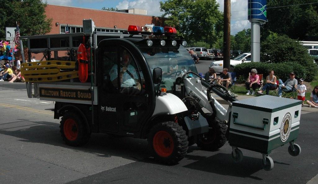 Milltowne Rescue Squad Unique Vehicle