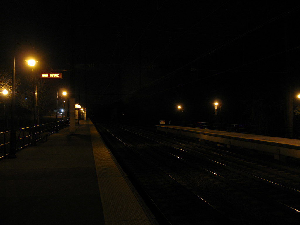 2009 01 20 - 0868 - Odenton - MARC Station