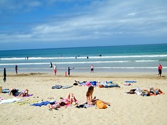 On the beach - Lorne Victoria (Tony Marsh) Tags: beach australiaday lorne
