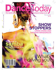 001_dancetoday_feb09 (webwandering) Tags: carole 2009 frontcover edrich dancetoday