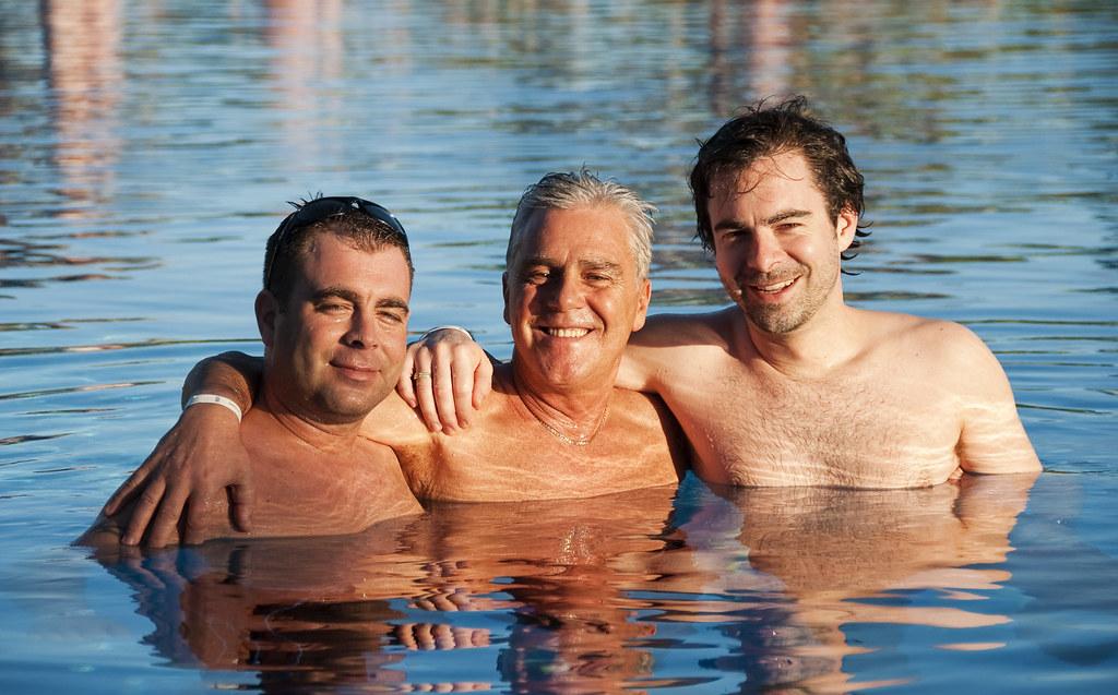 Le père et ses fils