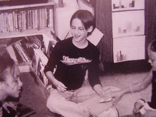 kristen stewart yearbook by twifansalison.