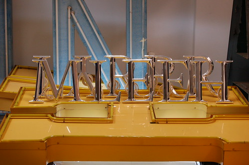 Shiny letters 03