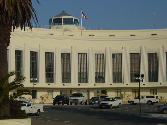 57 Treasure Island - 1939 Worlds Fair Administration Building (E)
