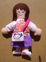 Hippie (**Taller Muy Freak**) Tags: girls boys colors children toys doll nios colores kindergarten ragdolls trapo muecos fabrics telas clothdolls