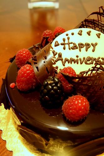 Chocolate mousse cake, Bonbon chocolat 019