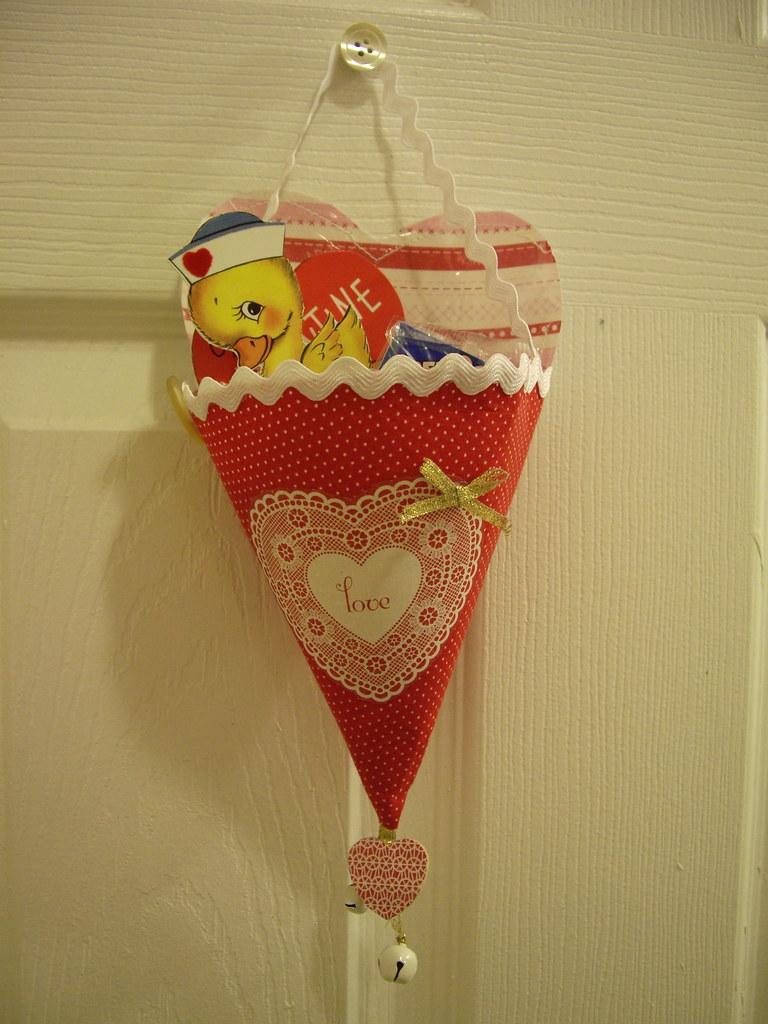 phoenix's valentine cone
