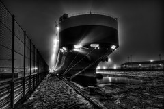 M/V Tijuca (u n c o m m o n) Tags: city urban mist water fog night canon gteborg 350d boat raw nocturnal sweden gothenburg cityscapes canon350d sverige toned hdr goteborg lightroom lucisart uncommon stopsmoking labmode walleniuswilhelmsen photomatix sigma1020 canon350 tonemapped 3exp marcusclaesson wwlmvtijuca