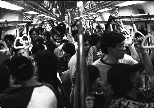 Rush hour by Puss.In.The.Hood, on Flickr