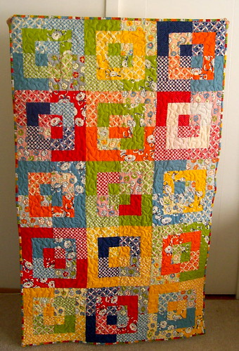 front of recess quilt