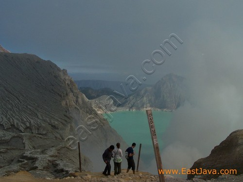 Ijen Crater Bondowoso