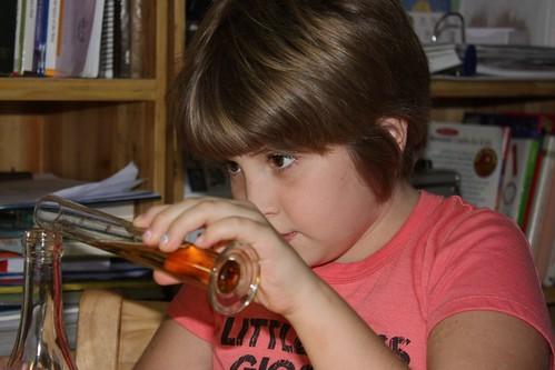 vinegar experiment