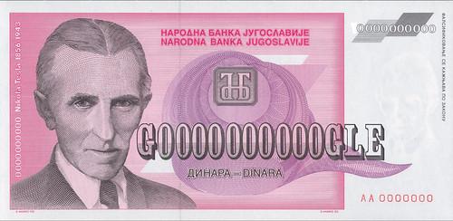 Google Nikola Tesla