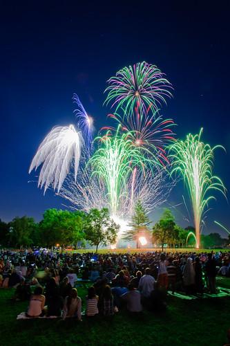 Big City Fireworks 2