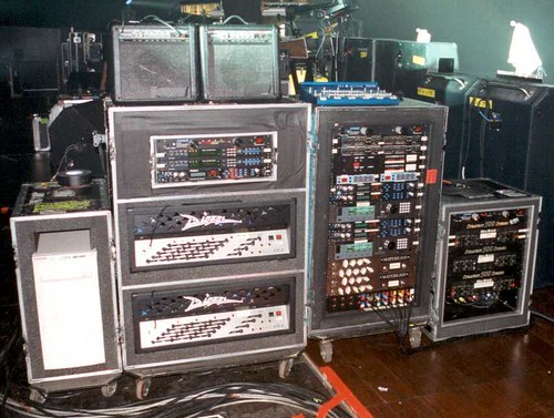 Billy Corgan Guitar Rig