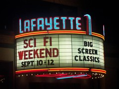 Lafayette Theater, Suffern NY (jeffs4653) Tags: newyork sign night theater neon lafayette suffern rt59 lafayettetheater