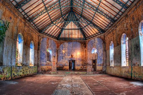 Antiga Igreja Matriz de São Pedro   HDR