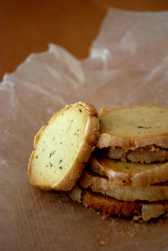 Rosemary Butter Cookies 6